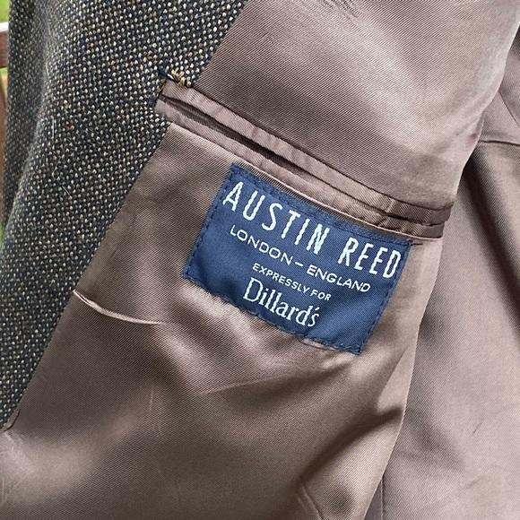 Austin Reed Suits Blazers Austin Reed Three Button Wool Blazer Jacket Poshmark